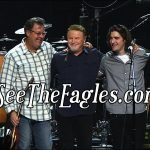 Deacon Frey does a great job of filling Glenn Frey's shoes as a new member of the band the Eagles.