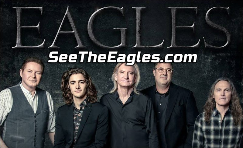 The EAGLES are on Tour in 2018!
