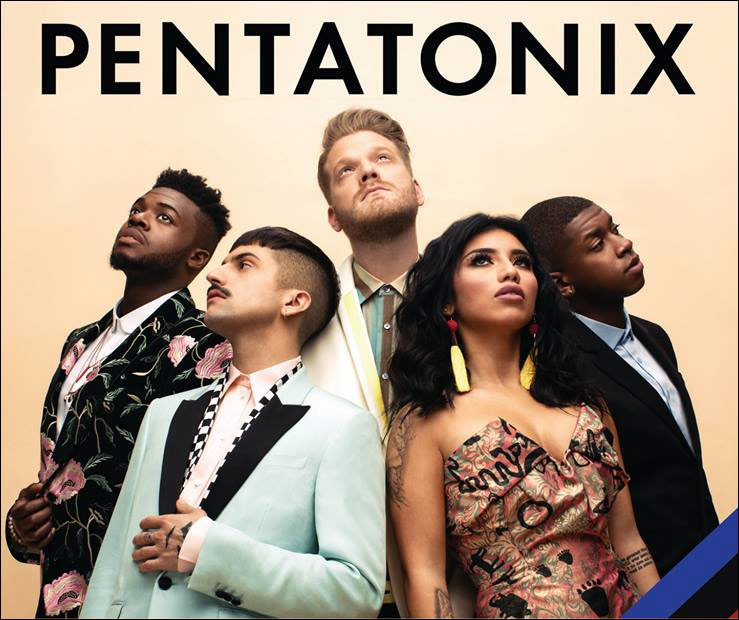 Pentatonix will be on the road on tour in 2018, do not miss them!