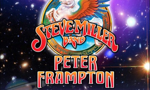 Big year for concert goers this year. This trek includes the Steve Miller Band and Peter Frampton.
