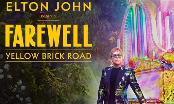 Elton John has a huge 'final' tour planned for the next two years. The 'Farewell Yellow Brick Road Tour' will extend deep into 2019.