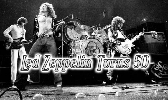 This year is the 50th anniversary of the forming of the band Led Zeppelin. Will the band celebrate by going on tour?