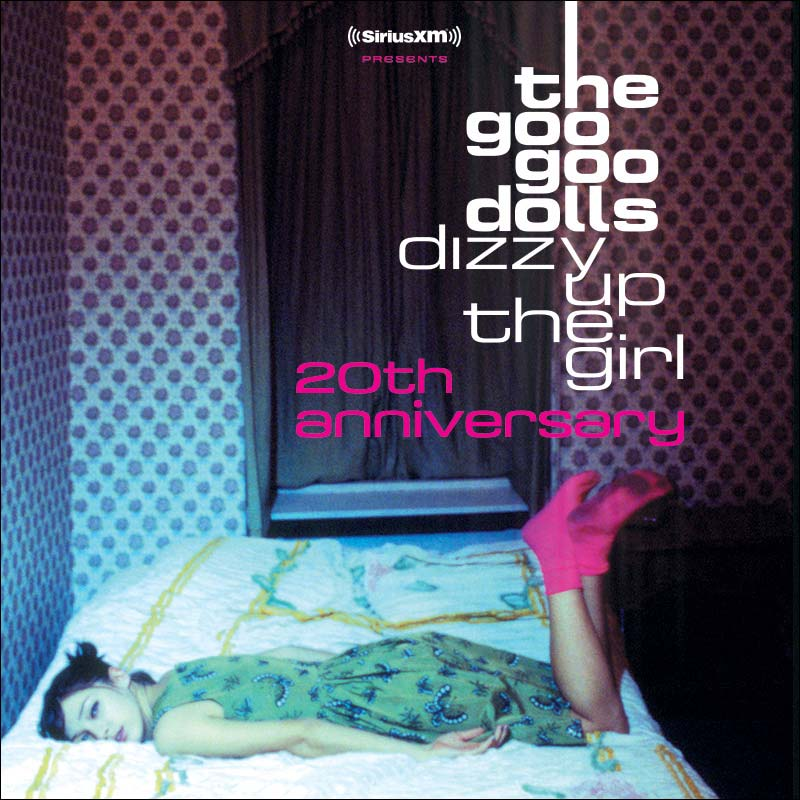 The Goo Goo Dolls are celebrating the 20th Anniversary of the release of their album Dizzy Up The Girl with a whole slew of tour dates in 2018.