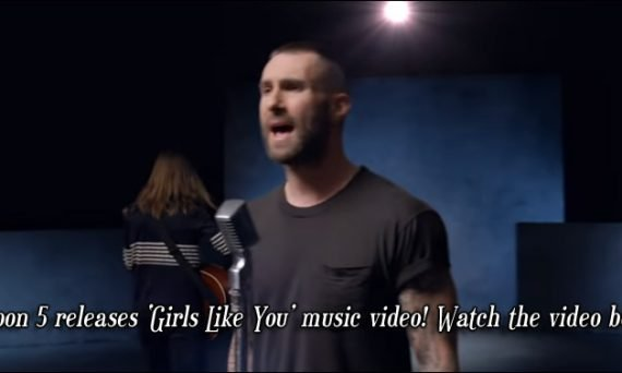 "In the music video ""Girls Like You"" by Maroon 5, the band pays homage to women everywhere. Watch the video below."