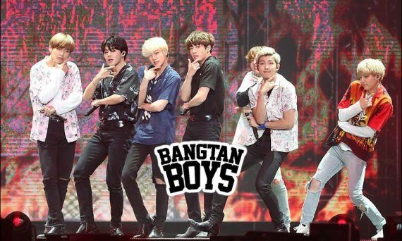 BTS (Bangtan Boys) have exploded in popularity across the globe. If they are performing a concert near you, you may want to check them out.