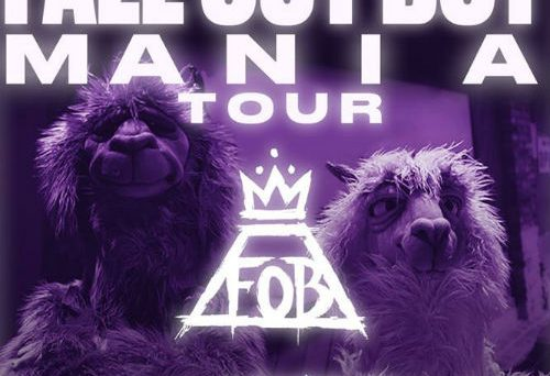 Don't miss your chance to see Fall Out Boy live in concert! Their 2018 Mania Tour runs until the end of the year.