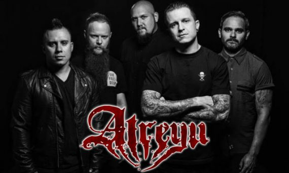 Atreyu will be releasing their 7th studio album, In Our Wake, soon and will also be on tour that has the same name.