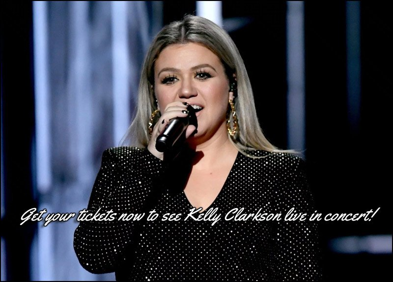 Kelly Clarkson will be on tour in support of her latest album Meaning of Life. If you're lucky, you'll be able to catch her in concert at a venue near you in early 2019.