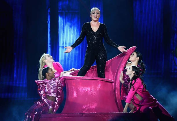 Wheelchair bound woman denied entry to P!NK concert even though she had VIP tickets!