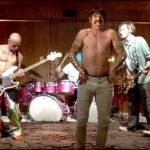 Check out the video below of the Red Hot Chili Peppers covering Purple Haze by Jimi Hendrix.