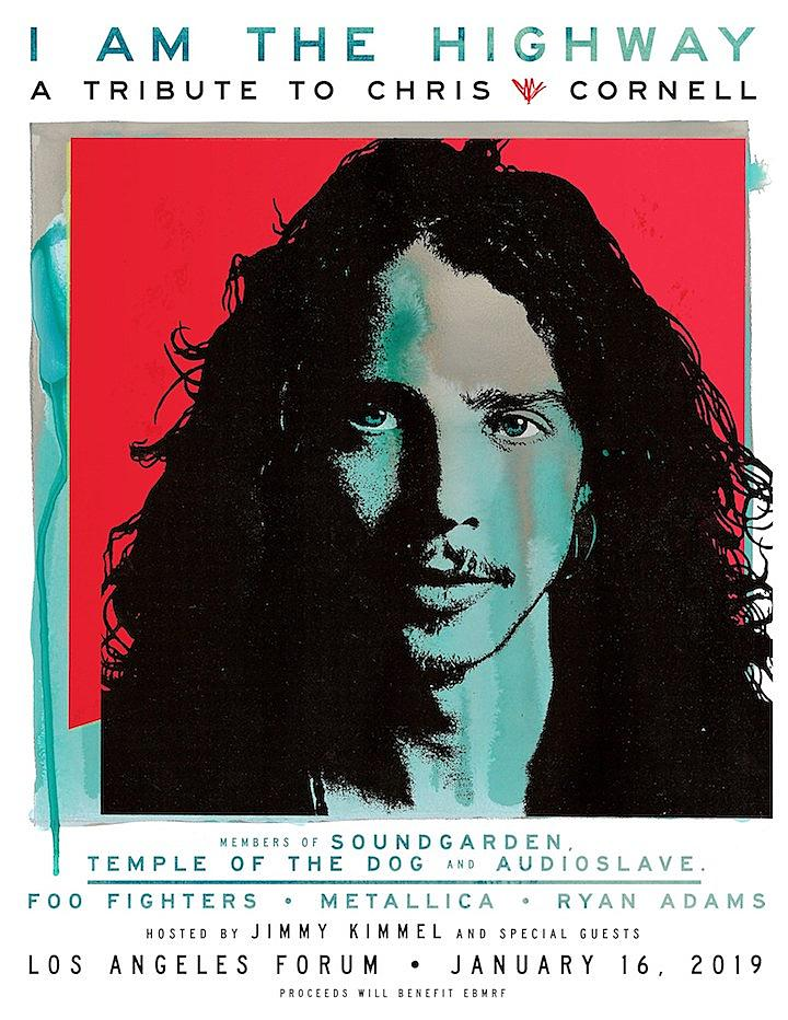 Huge Chris Cornell Tribute Show Planned