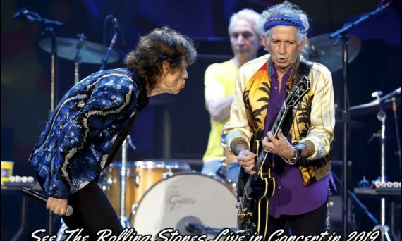 This Rolling Stones tour may be one of your last chances to see the band perform live. No one in the band is getting any younger, so don't miss your chance to see the Rolling Stones live in concert.