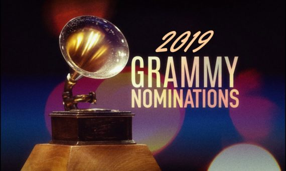 And the 2019 Grammy Nominations include (see below list) :