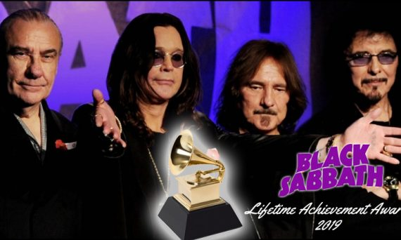Black Sabbath is set to receive the Lifetime Achievement Award at the 2019 Grammy Awards Show.
