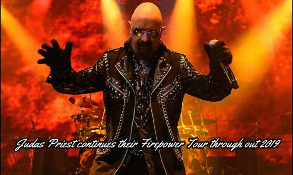 Check out Judas Priest as they continue their Firepower Tour through out 2019
