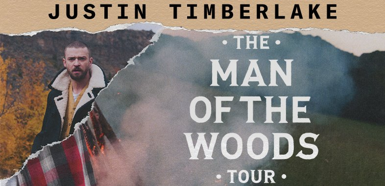 This 2019 leg of Justin Timberlake's Man Of The Woods Tour is hitting up many venues in North America. Check the list on this page to see if a city near you is on the list.