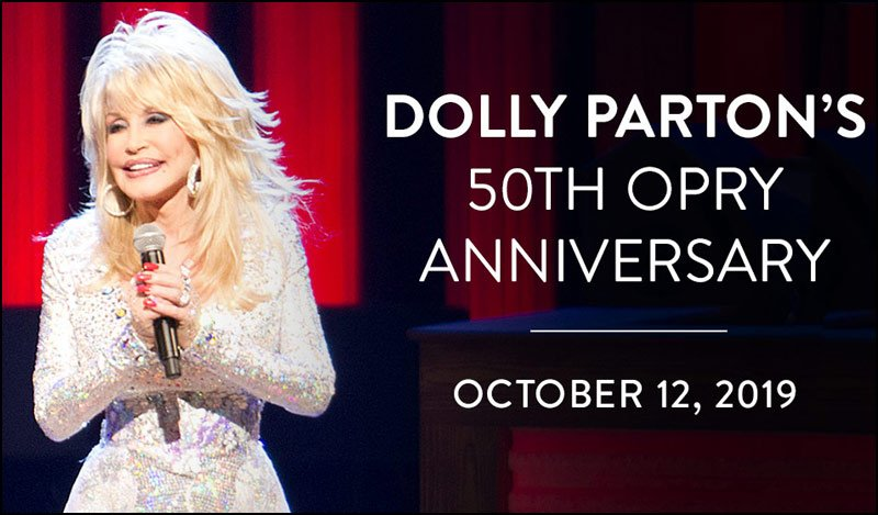 Dolly Parton fans who live near Nashville are in for a treat as it appears Dolly Parton will put on 2 shows at the Grand Old Opry there in October.