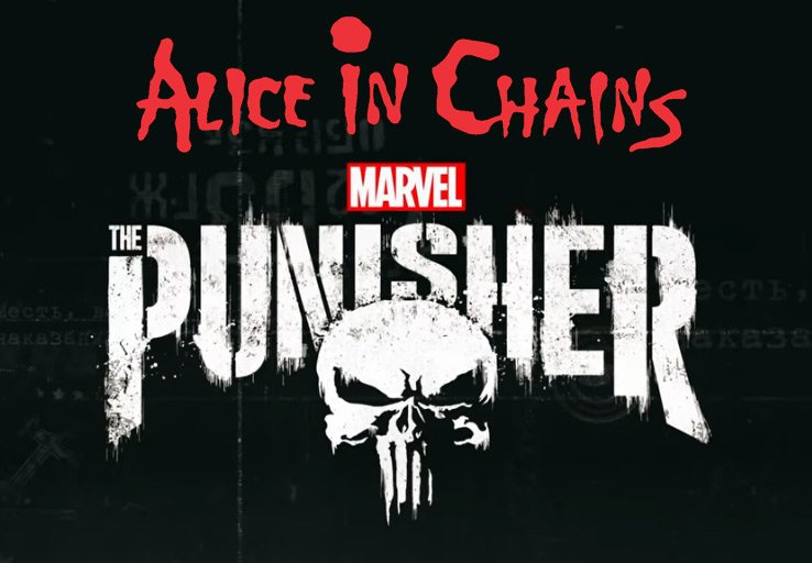 Netflix out-does themselves with The Punisher series, Season 2 gets ordered and is on it's way. The theme song in the trailer below is an older song by Alice In Chains.