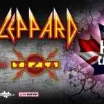 2019 brings us a much welcomed Def Leppard tour up in Canada. They'll have Tesla as their support act.
