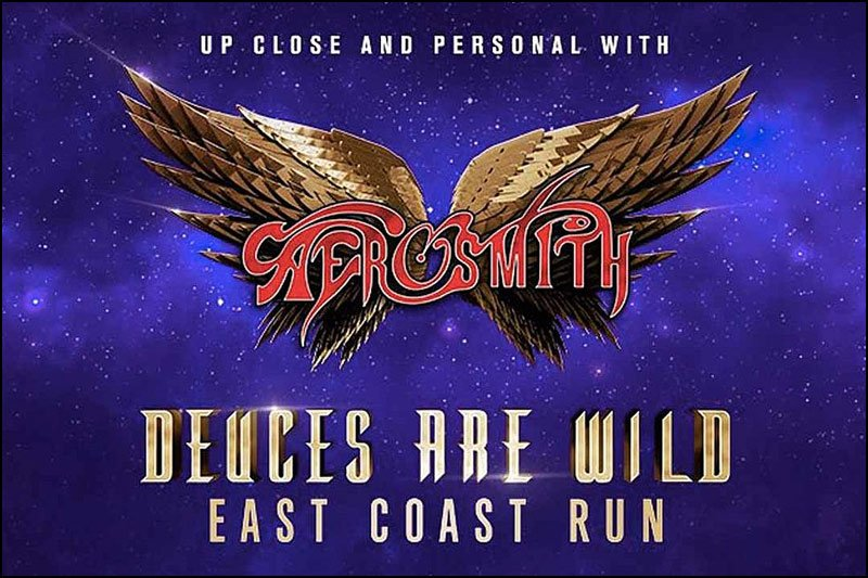 Aerosmith fans in the Northeast who are unable to get to Las Vegas for their Deuces Are Wild residency are in luck.  Aerosmith is bringing their 'Deuces Are Wild' Las Vegas Show to the East Coast.