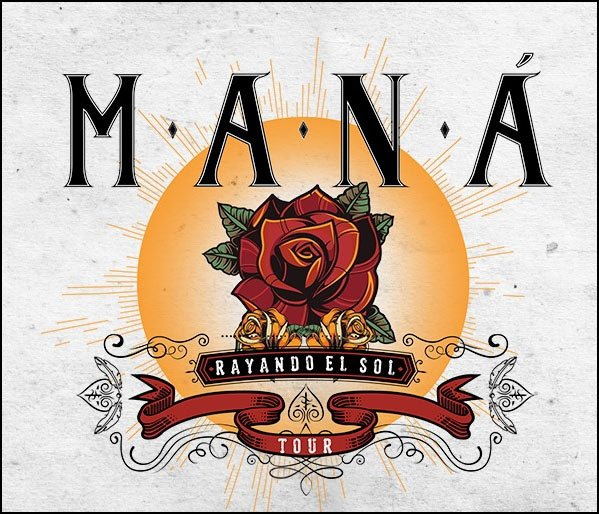 Don't miss your chance to see Mana on their 2019 Rayando El Sol Tour. Tickets are sure to sell out quickly.