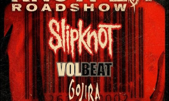 Fans are stoked about Slipknot going on tour with Volbeat, Gojira, and Behemoth. Heavy metal fans unite!!