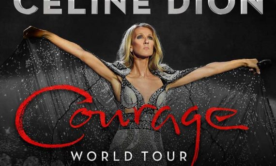 Celine Dion releases her tour plans for the 2019 and 2020 years. Her Courage World Tour is quite large and should be hitting up a venue near you.