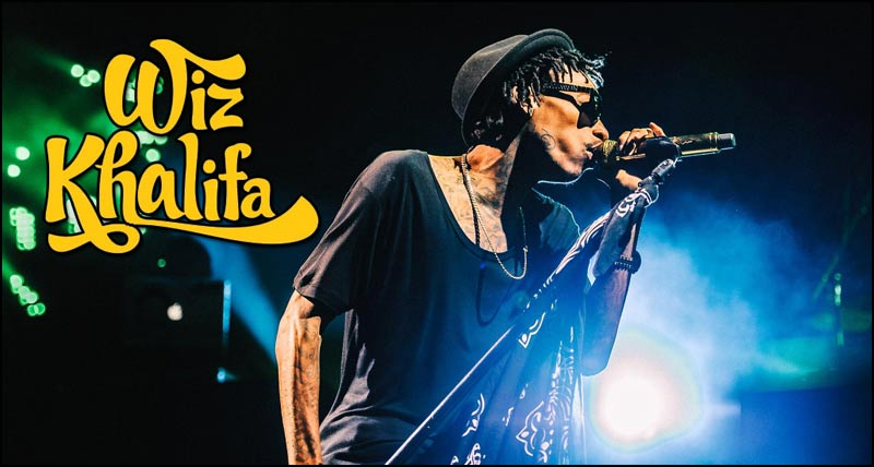Wiz Khalifa will be hitting the road beginning in July to perform on his 2019 'Decent Exposure Tour'.