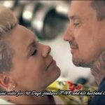 P!NK's new music video for her song 90 Days features her and her husband Carey Hart. Watch the video below.