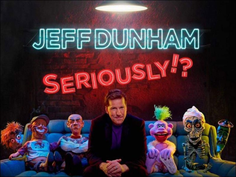 Don't miss Jeff Dunham's brand new live show called 'Seriously?' when it hits the road later this year. All your favorite characters will be there!