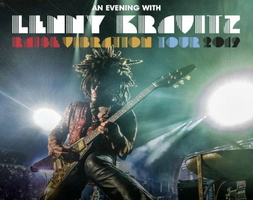 Don't miss your chance to see Lenny Kravitz on his 2019 Raise Vibration Tour. In addition to great music and songs, Lenny Kravitz is awesome to see live in concert.