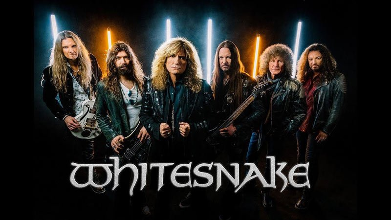 Whitesnake still has it, Releases New Music Video 'Trouble Is Your Middle Name'. Listen Here :