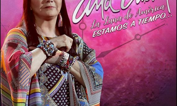 Don't miss Latin music star Ana Gabriel as she's on tour all around the United States.