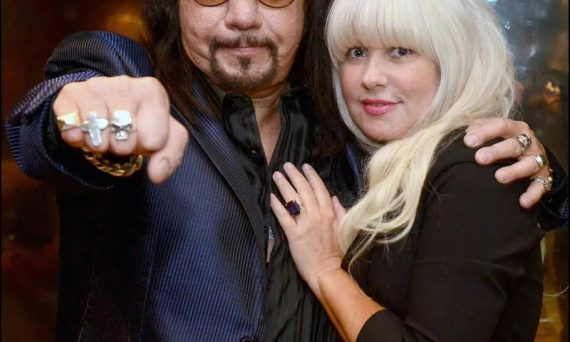 After being engaged for 8 years, Ace Frehley's estranged girlfriend files for restraining order.