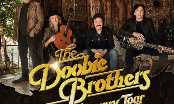 Huge Music News!! Michael McDonald and The Doobie Brothers will be on tour together in 2020. Don't miss them while they are on their 50 Anniversary Tour.