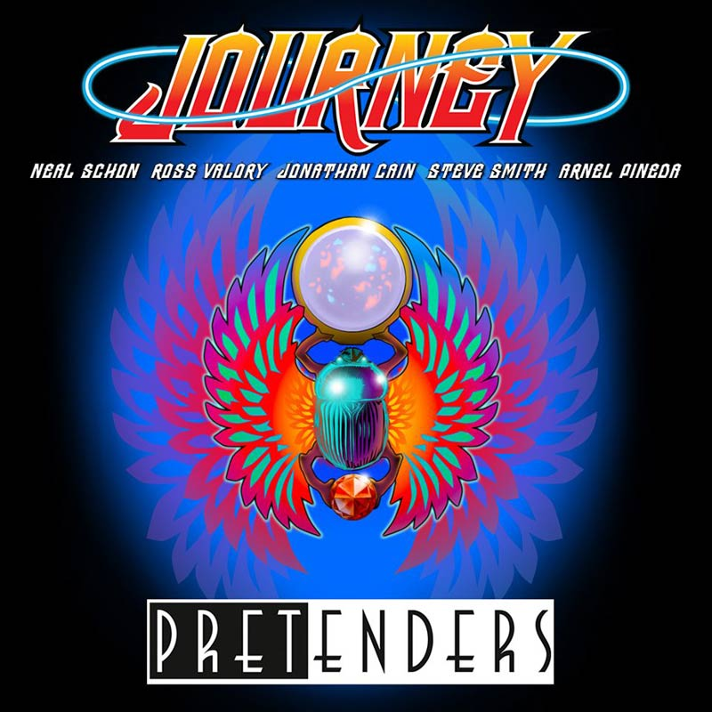 Classic rock band Journey will be on the road on tour in 2020 with The Pretenders. Don't miss your chance to catch a live performance of them.