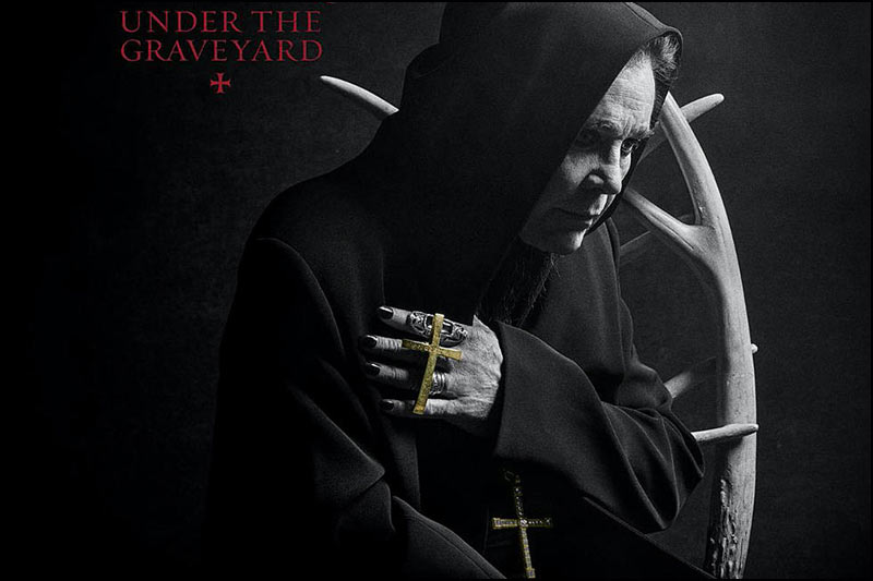 It was definitely not expected, and it came as a surprise, but Ozzy has a new album coming out!! See the first music video from it below called 'Under The Graveyard'.
