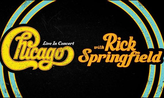 Don't miss what may be your last chance to see the band Chicago live in concert. They will be on tour with Rick Springfield in the middle of the 2020 year.