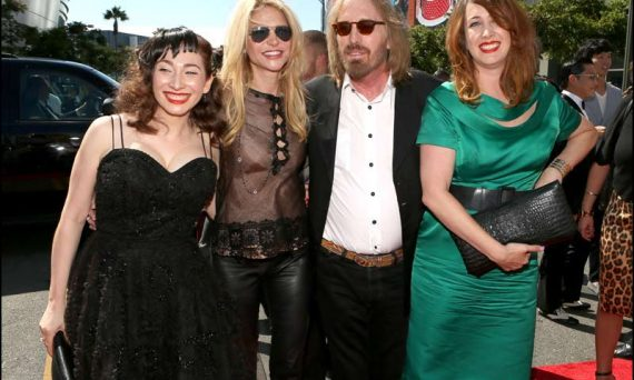 Tom Petty daughters Adria and Annakim, and his widow Dana York Petty, have settled their lawsuit over the late musician's estate.