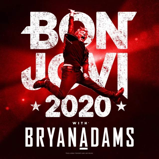 Beginning in June of this year, the band Bon Jovi will hit the road on tour in North America, along with Bryan Adams. What a show this will be!