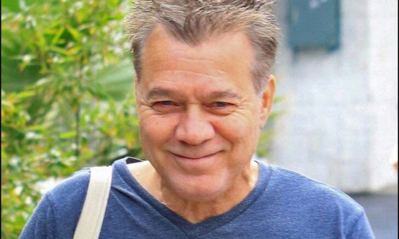 According to a recent interview with David Lee Roth, Eddie Van Halen is not doing will at all.