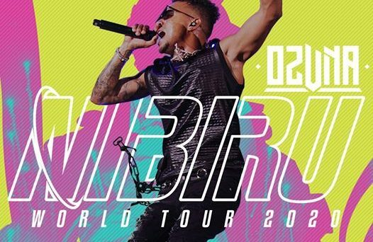 Don't miss Ozuna's newest album release, Nibiru. Plus, what's even sweeter, he's going on a 2020 Nibiru World Tour, so you can catch him live in concert.