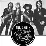 The new band Tuk Smith and the Restless Hearts will be joining Motley Crue, Def Leppard, Poison and Joan Jett on the 2020 Stadium Tour.