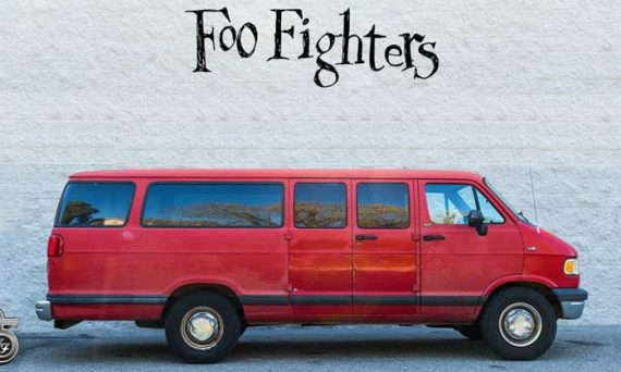 Don't miss the Foo Fighters celebrate their 25th anniversary as they recreate their first van-tour ever from 1995.