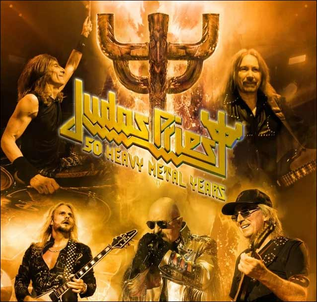 Metal monsters JUDAS PRIEST just announced their Fall 2020 tour plans and fans could not be any happier.