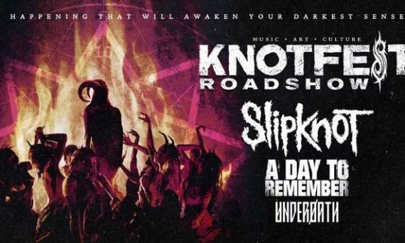 Heavy metal fans are ecstatic! Slipknot will be on tour this summer with A Day To Remember, Underoath and Code Orange.