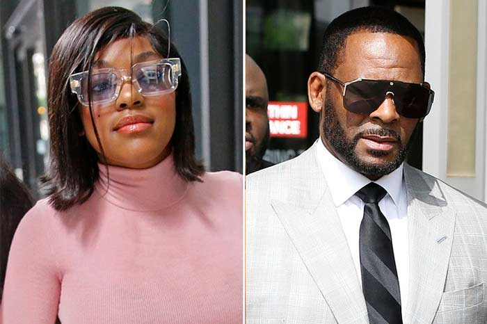 R. Kelly's ex-girlfriend Azriel Clary tells of his disgusting fetishes