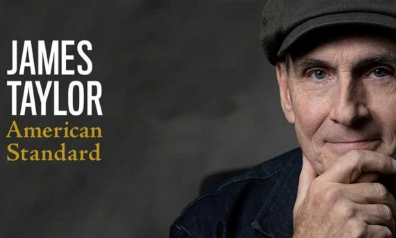 James Taylor sets two records on Billboard Music Charts with album American Standard.