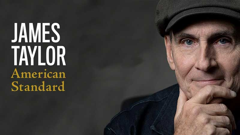 James Taylor Makes History on Billboard Music Charts