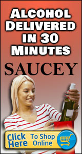 Saucey - Alcohol Delivered To Your Door /